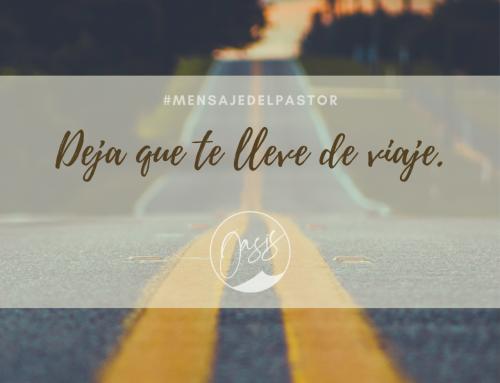 Mensaje del Pastor Gómez: Somete/rinde.
