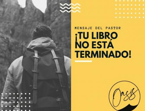 Mensaje del Pastor Gómez