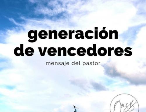 Mensaje del Pastor Gómez / En el Nombre de Jesús, te quiero bendecir con una Palabra y promesa de Dios: