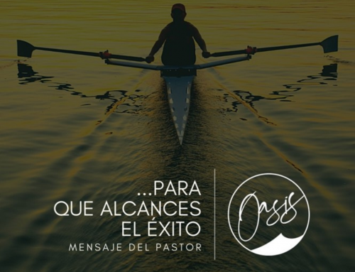 Mensaje del Pastor Gómez / Te coloqué en la posición, para que alcances el éxito.