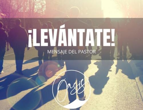 Mensaje del Pastor Gómez / ¡¡Acércate!!